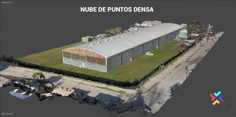 drones para recreacion de areas