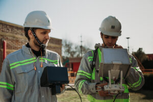 Inspección y control fotográfico con drones