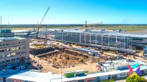Fotografía aérea de AA2000 - Nueva Terminal