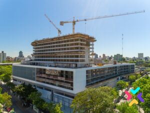Seguimiento Audiovisual de obras de construcción - Avalon - Concepción.live
