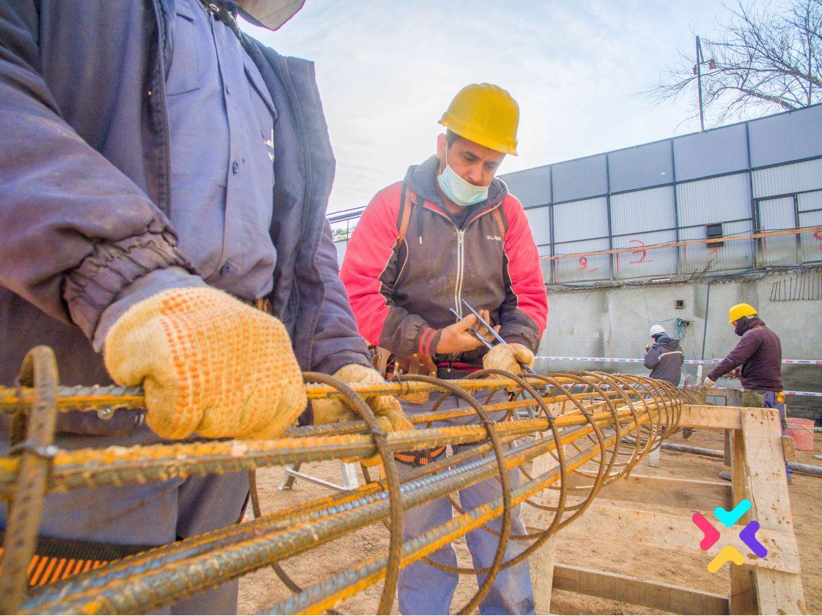 Solución de seguridad para obras en construcción